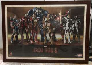 Marvel posters collectible