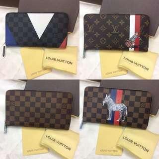 Louis Vuitton Checkbook