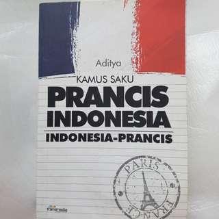 Kamus Prancis-Indonesia-Perancis