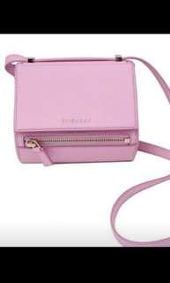 Givenchy Pandora Box Mini Baby Pink