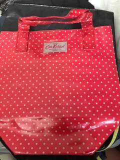 Cath kidston red bag brand new