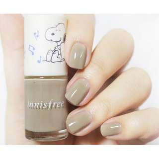 INNISFREE SNOOPY LTD Real Color Nail