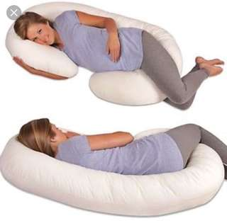 Leachco Snoogle maternity pillow