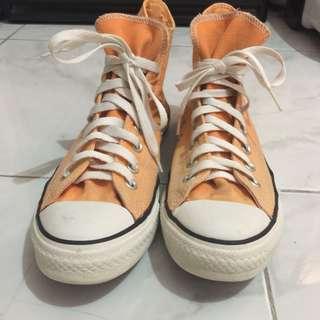 Converse - Orange