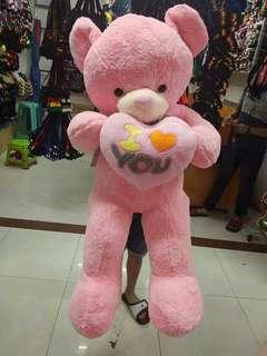 Human size teddy bear