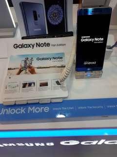 Samsung Note FE bisa Kredit 3 menit