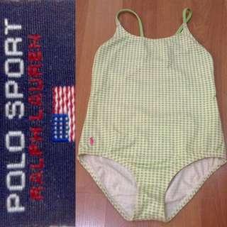 New:POLO Ralph Lauren green swimsuit