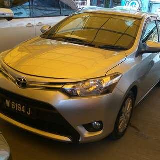 Toyota Vios 1.5E (A)
