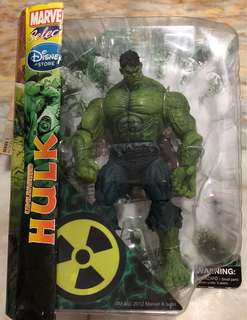 Hulk collectibles
