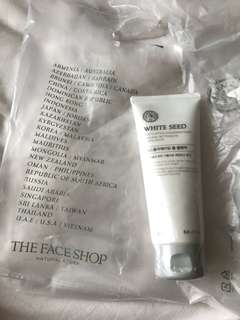 FACE SHOP WHITE SEED CLEANSING