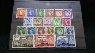 TANGIER 1857 - 1957 ( MINT )