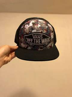 Vans 帽, Vans Cap