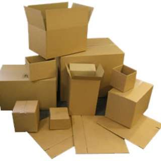 Carton Boxes For Sale - Used/New