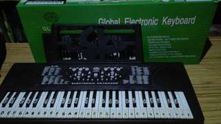 GLOBAL ELECTRONIC KEYBOARD
