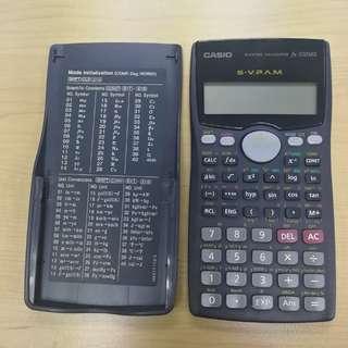 Casio Scientific Calculator Fx 570 MS