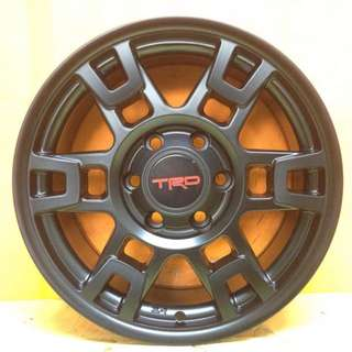 SPORT RIM 4X4 17inch TRD DESIGNS WHEELS