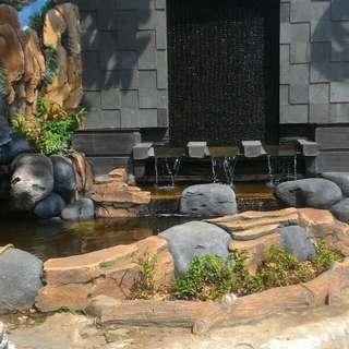 Perbaikan kolam