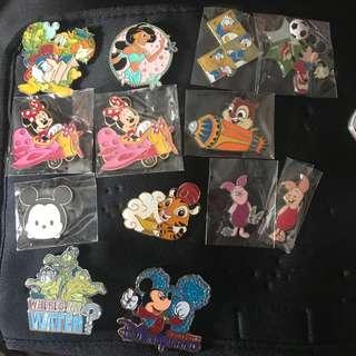 迪士尼襟章 Disney Pin OE