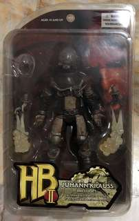 Hellboy II collectibles
