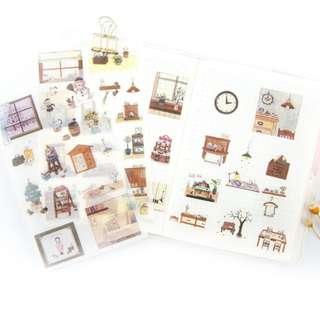 Washi Sticker Set (Ref No.: 174)