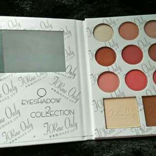 FORME Only Pro Make up 9+1 EYESHADOW PALETTE