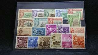 NORTH BORNEO STAMPS