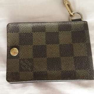 LV tag/card holder