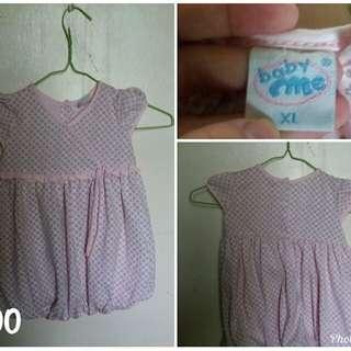 Babies onesie (shorts)