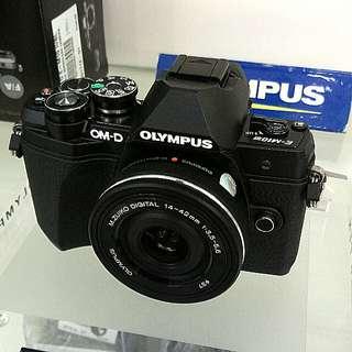 DP 0% Olympus OM-DE M10 III Black Kredit Tanpa Kartu Kredit proses 3 menit