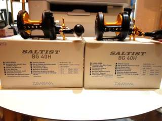 Daiwa Saltist Bg40/(Sold)Daiwa Saltist Bg40