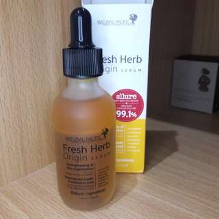 Fresh Herb Origin Serum Share