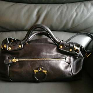 Salvatore Ferragamo two way bag