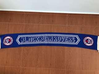 Blackburnrovers scarf