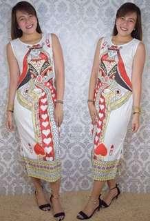 Queen Classy Dress SHN