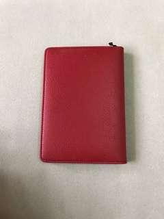 🚚 皮的空白筆記本