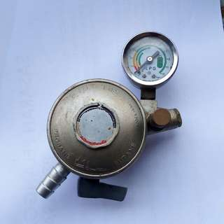 Metered Gas Regulator