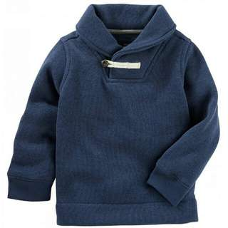Kids Jacket Toddler Boy Sweater Pullover OshKosh B'Gosh