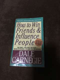 Dale  Carnegie (Self Help book)