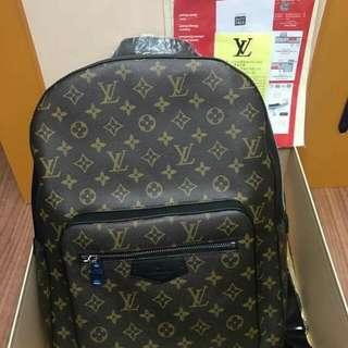Lv backbag authentic