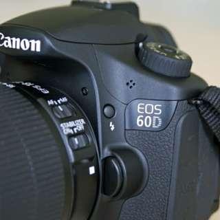 Camera Canon 60D bisa di cicil tanpa kartu credit