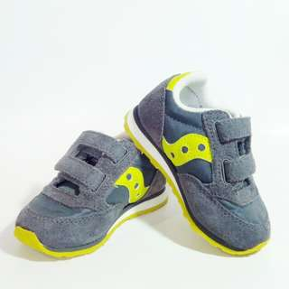 Baby Shoes: baby boy : Saucony Baby Jazz Low Pro