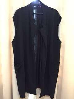 SM woman vest