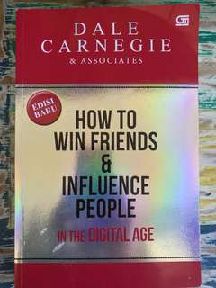 How to win friends - dale carnegie