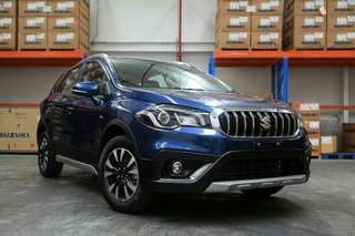 Ready Stock Suzuki S-Cross Crossover