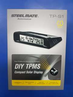 Steelmate TPMS TP-S1 (Small Solar Energy)