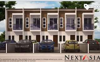 A MODERN INSPIRED TOWNHOMES BF HOMES,LAS PIÑAS. Floor Area 73 sqm Lot Area 77-100 sqm With a very reasonable price of 4.490M- 5.040M *Reservation : 30k * DP : For as low as 20% payable in 12mos Balance is thru Bank Financing