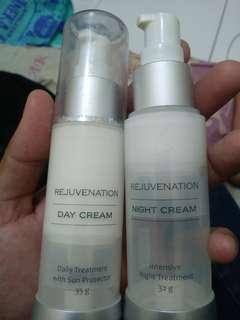 Cream rejuvenation