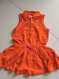 Baby Girl Polo Ralph Lauren Dress