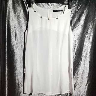 Zara sleeveless