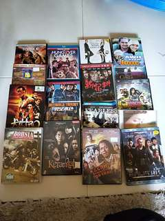 Moving Out Sales / Lelong2 (DVD and VCD)